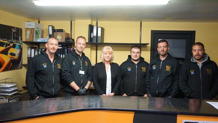 Boldmere Clutch Centre Team